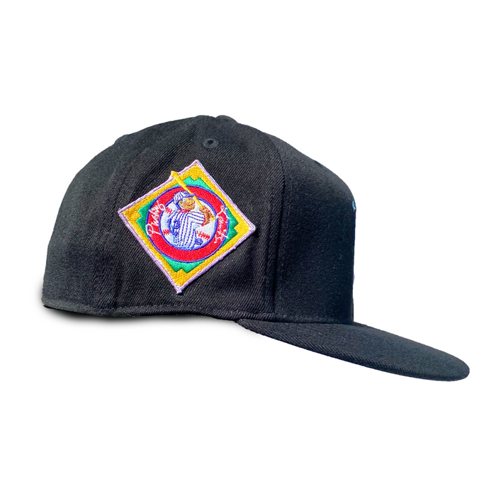QTFL BY US 4 US FITTED HAT