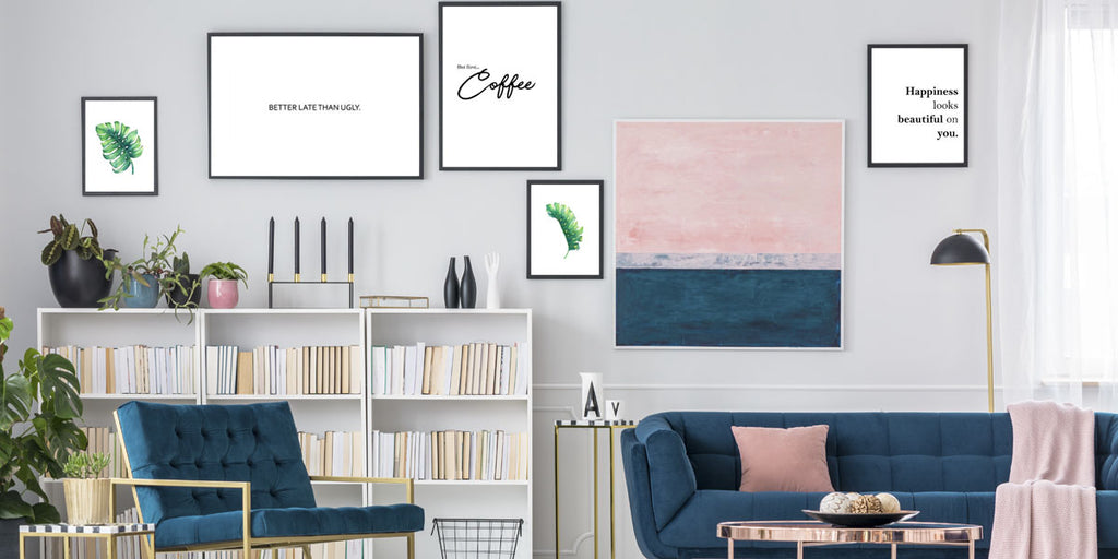 Creating a gallery wall for your home