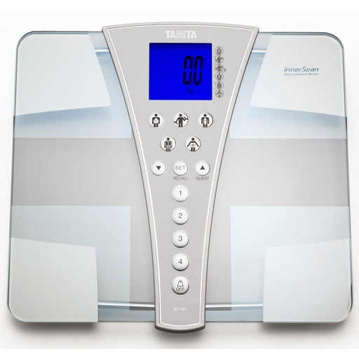 Tanita  BC587  -  Innerscan High Capacity Body Composition Monitor Scale