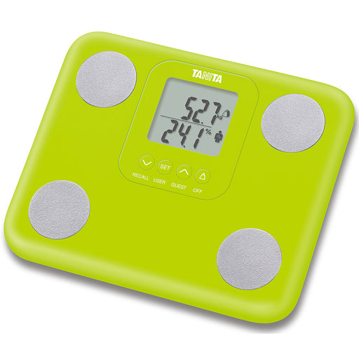 Tanita  BC730GR  -  Innerscan Body Composition Monitor Scale - Green