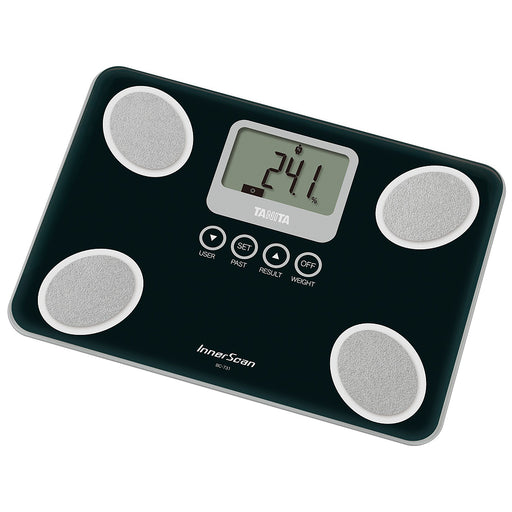 Tanita  BC731BK  -  InnerScan Body Composition Monitor Scale - Black