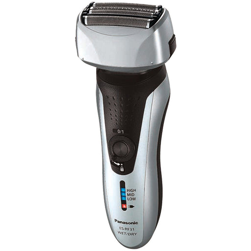Panasonic  ESRF31S  -  Four Blade Wet/Dry Rechargeable Shaver