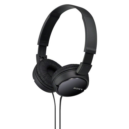 Sony  MDRZX110/BLACK  -  Over Ear Sound Monitoring Headphones - Black