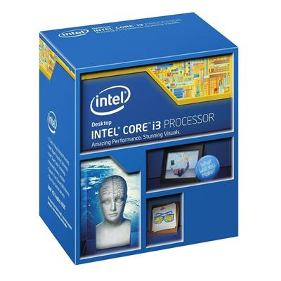 Intel i3 4170 Haswell 3.7GHz Dual Core 1150 Socket Processor