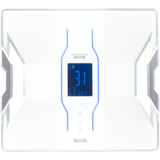 Tanita  RD953WH  -  Bluetooth Connected Smart Scale with Body Composition Monitor - White