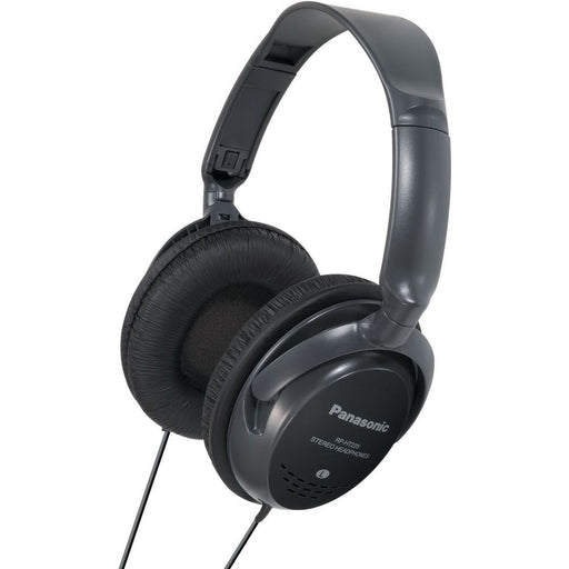 Panasonic  RPHT225  -  Monitor Headphones with In-Line Volume Control