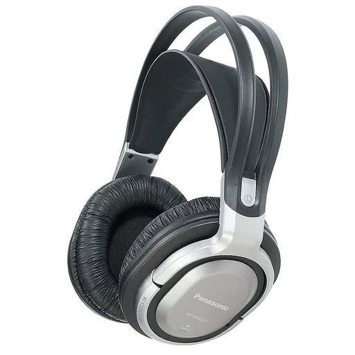 Panasonic  RPWF950EBS  -  Cordless Headphones with Surround Sound - Silver