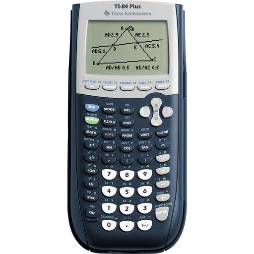 Texas Instruments  84PLTBL2E7  -  TI84 PLUS Graphic Calculator with USB Technology
