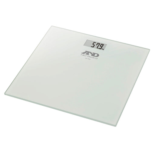 A&D Medical  UC502  -  Glass Topped Digital Bathroom Scale
