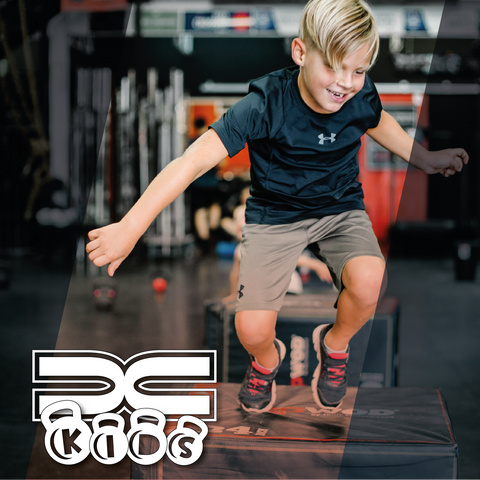 CrossFit Kids Program  Age 4-6, Session 1