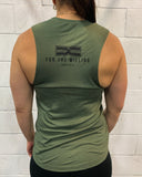 Women's Muscle Tank - Limited edition FTW