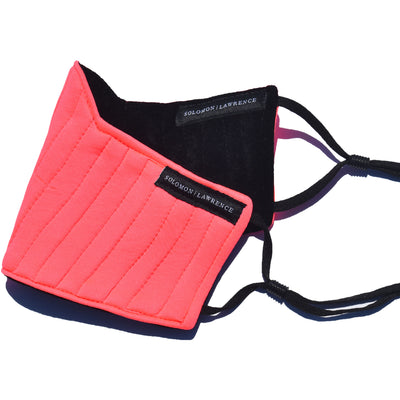 FUSION Face Mask - HOT PINK 2.0