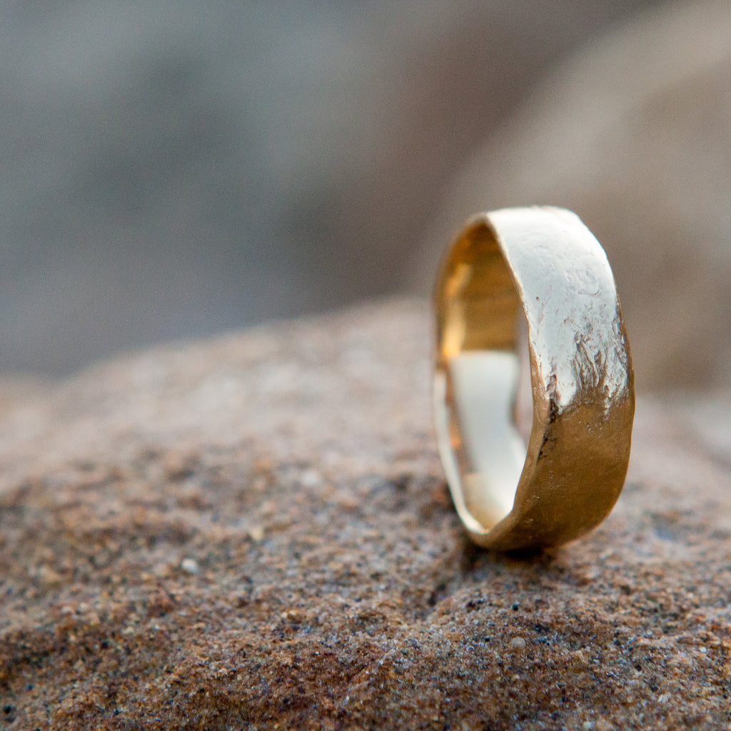 Artisan Gold Ring