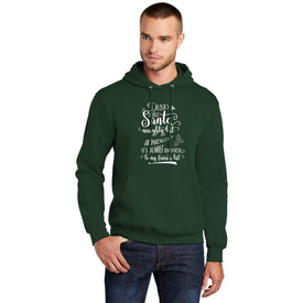 Christmas Unisex Hooded (4440909348942)
