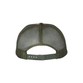 Richardson 115 - Low Pro Trucker Cap (4754757910606)