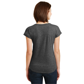 6750VL Anvil® Ladies Tri-Blend V-Neck Tee (1214757240874)
