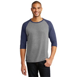 AN6755 Anvil® Tri-Blend 3/4-Sleeve Raglan Tee (1429950857258)
