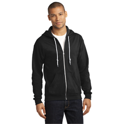 71600 Anvil® Full-Zip Hooded Sweatshirt (1451891785770)