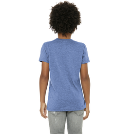 BC3413Y Bella+Canvas ® Youth Triblend Short Sleeve Tee (1793871413290)