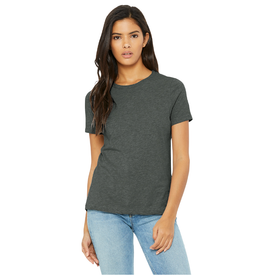 BC6400 Bella+Canvas ® Women's Relaxed Jersey Short Sleeve Tee (1793739849770)
