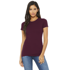 BC6004 Bella+Canvas ® Women's The Favorite Tee (1794076049450)