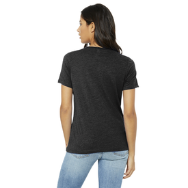 BC6405 Bella+Canvas ® Women's Relaxed Jersey Short Sleeve V-Neck Tee (1793751253034)