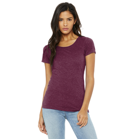 BC8413 Bella+Canvas ® Women's Triblend Short Sleeve Tee (1793763901482)