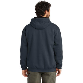 CT100632 Carhartt ® Rain Defender ® Rutland Thermal-Lined Hooded Zip-Front Sweatshirt (4817592156238)