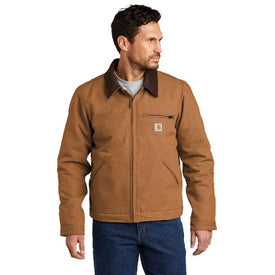 CT103828 Carhartt® Duck Detroit Jacket (4818348572750)