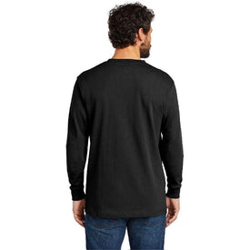 CTK126 Carhartt ® Workwear Pocket Long Sleeve T-Shirt (1849279381546)