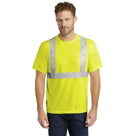 CS401 CornerStone® - ANSI 107 Class 2 Safety T-Shirt (1592164155434)