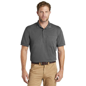 CS4020P CornerStone ® Industrial Snag-Proof Pique Pocket Polo (1879404838954)
