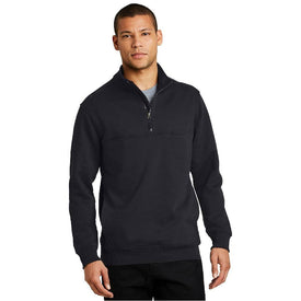 CS626 CornerStone® 1/2-Zip Job Shirt (1591942643754)