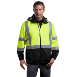 CSJ25 CornerStone® - ANSI 107 Class 3 Safety Windbreaker (1587164479530)