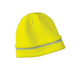 CS800 CornerStone® - Enhanced Visibility Beanie with Reflective Stripe (1660370288682)