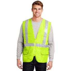 CSV405 CornerStone® - ANSI 107 Class 2 Mesh Back Safety Vest (1592863752234)