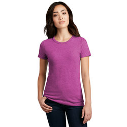 DM108L District ® Women's Perfect Blend ® Tee (1379464151082)