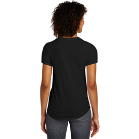 DT6401 District® Women's Fitted Very Important Tee ® Scoop Neck (1365685010474)