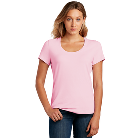 DT7501 District ® Women's Flex Scoop Neck Tee (4828773351502)