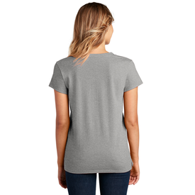DT8001 District ® Women's Re-Tee ™ V-Neck (4828145909838)