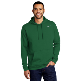 CJ1611 Nike Club Fleece Pullover Hoodie (4795181006926)