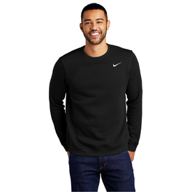CJ1614 Nike Club Fleece Crew (4795171504206)