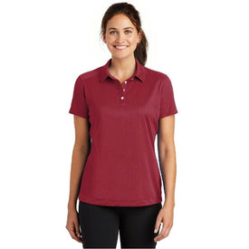 354064 Nike Golf - Ladies Dri-FIT Pebble Texture Polo (1230495350826)