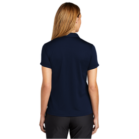 NKBV6043 Nike Ladies Dry Essential Solid Polo (4790186344526)