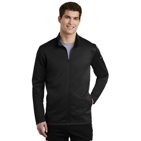 NKAH6418 Nike Therma-FIT Full-Zip Fleece (1844011532330)