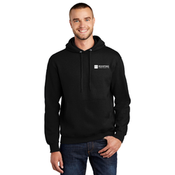 Roofing Insights Essential Fleece Pullover Hooded Sweatshirt (4766943215694)