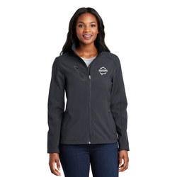 Roofing Insights Ladies Welded Soft Shell Jacket (4767153455182)