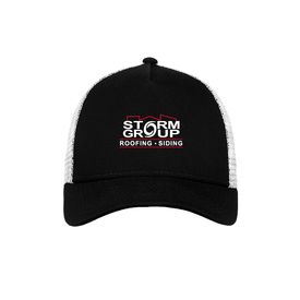 Storm Group Roofing New Era® Snapback Trucker Cap (4770864529486)