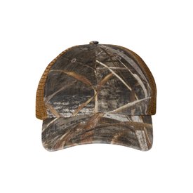 Richardson 111P  Washed Printed Trucker Cap (4784374349902)
