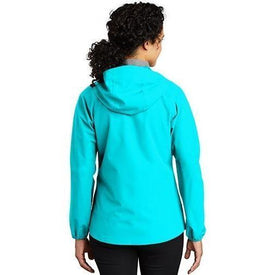L407 Port Authority ® Ladies Essential Rain Jacket (4402018582606)